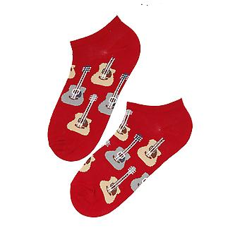 Men's Low-cut Guitar Socks