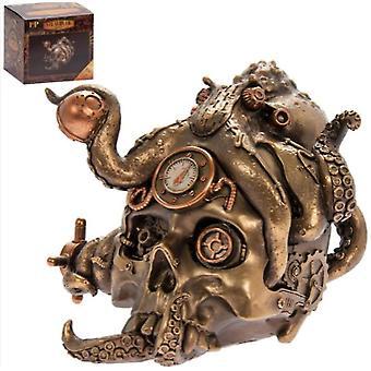 Steam Punk Octopus Skull By Lesser & Pavey