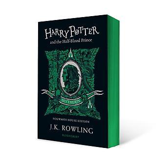 Harry Potter ja Rowling & J.K.:n HalfBlood Prince Slytherin Edition.