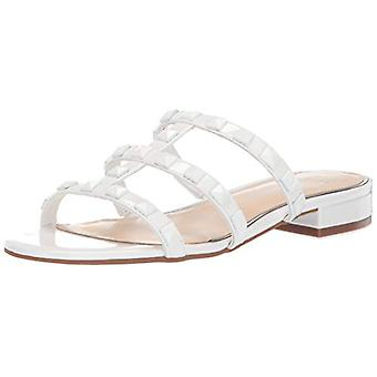 Jessica Simpson Womens Caira Open Toe Casual Slide Sandals