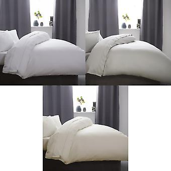 Belledorm Cotton Sateen 1000 Thread Count Duvet Cover