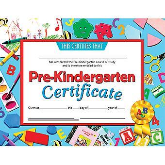 """Pre-Kindergarten Certificate, 8.5"""" X 11"""", Pack Of 30 H-Va699"""