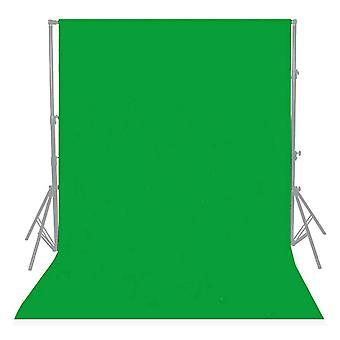 1.6 X 3m (5.5 * 10ft) studio foto non-țesute chroma cheie verde fundal fundal pentru fotografie, v