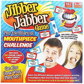 Pms jibber jabber party game in printed box