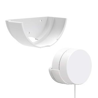 Sonomo google wifi vægbeslag, beslag stå holder for google mesh wi-fi og router system, præfekt