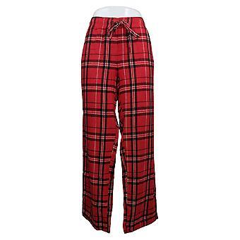 NFL Women's Women's Pyjama Broek Tampa Bay Buccaneers Flanel Rood A387687