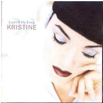 Kristine W - Land of the Living [CD] USA import