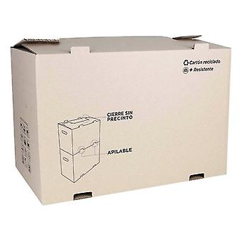 Multi-use Box Confortime Stackable Mountable (60 x 35 x 40 cm)