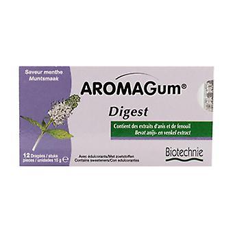 Aromagum Digest 12 units