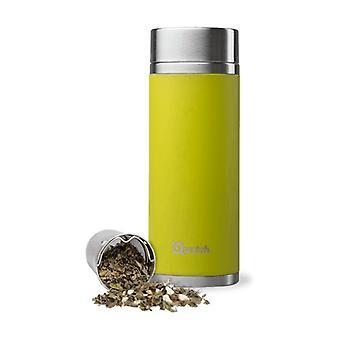 Inox Isotermisk tekande - Grøn 300 ml