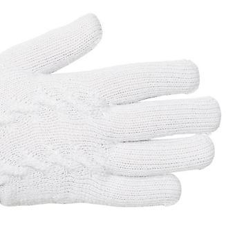 Trespass Womens/Ladies Ottilie Knitted Gloves