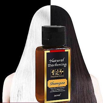 Chinese Herbal Hair Strengthen Shampoo Damaged Dyed Repair Anti-hair Loss
