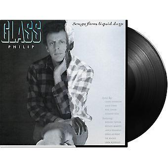 Glass,Philip - Canciones de Liquid Days [Vinyl] USA import