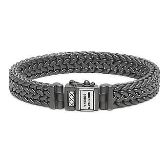 Buddha To Buddha 192BRS F Black Rhodium Silver Size F Bracelet