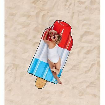 BigMouth Inc. Giant Beach Blanket (Rocket Lolly)