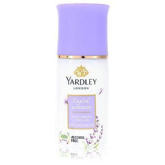 Englantilainen laventeli deodorantti roll-on By Yardley Lontoo 1.7 oz Deodorant Roll-On