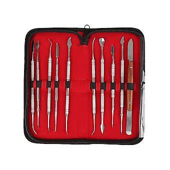 Edelstahl Vielseitiges Kit, Dental Instrument Dental Lab Equipment mit