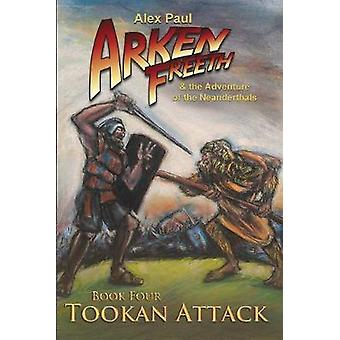 Tookan Attack by Alex Paul - 9780988757844 Book