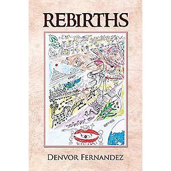 Rebirths by Denvor Fernandez - 9781482817188 Book