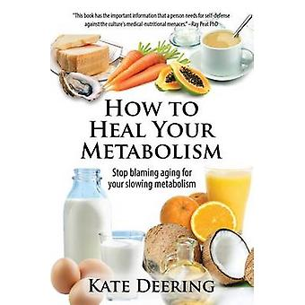 How to Heal Your Metabolism - Learn How the Right Foods - Sleep - the