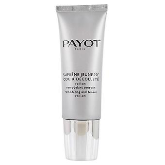 Payot Supreme Jeunesse Cou & Decollette Roll-on 50 ml