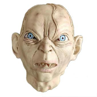 Gollum Latex Masque Halloween Horror Lord Of The Rings Zombie Headgear Devil Props