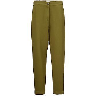 Masai Clothing Patino Khaki Green Trousers