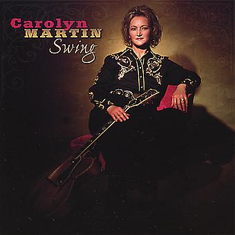Carolyn Martin - Swing [CD] USA import