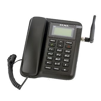 Gsm 850/900/1800/1900 Mhz Téléphone sans fil fixe Sans fil Sans fil