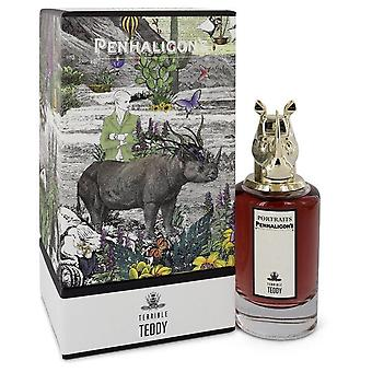 Terrible teddy eau de parfum spray by penhaligon's 547949 75 ml