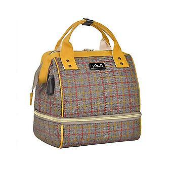 Lämpöeristetty koululounaspussi, matka usb-vaippa lapsi laukku