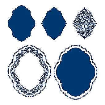 Tattered Lace Harmony Frame Die Set