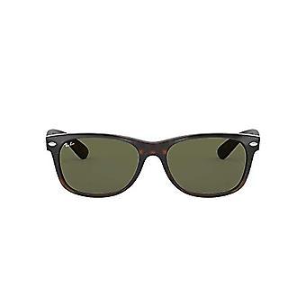 Ray-Ban New Wayfarer, Occhiali da sole, unisex ,Tartaruga (tartaruga), 55mm(2)