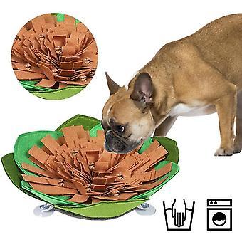 Korkealaatuinen koiran palapeli lelu lemmikki välipala ruokinta matto tylsä interaktiivinen peli harjoituspeitto| Koiran lelut