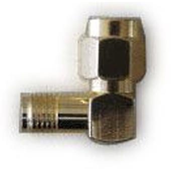 90 Degré adaptateur d'antenne SMA90