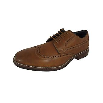 Madden By Steve Madden Mens M-Amit Wingtip Oxford Shoes