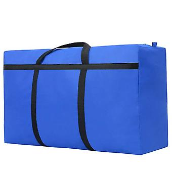 Oxford Cloth Clothes Storage Bag Thickened Large Capacity Waterproof|Foldable Storage Bags