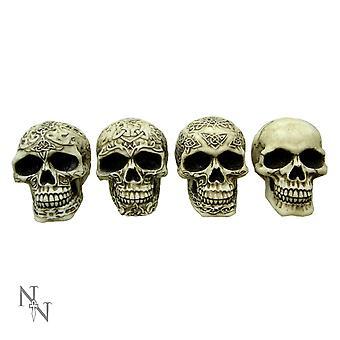 Smile (Set 4) Skulls