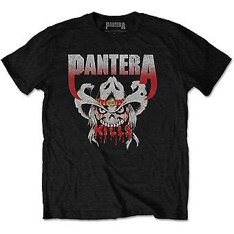 Pantera - Kills Tour 1990 Men's X-Large T-Shirt - Black