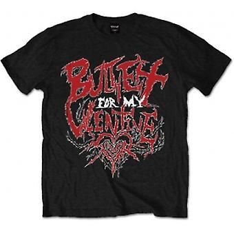 BFMV Doom Mens Black T Shirt: Large