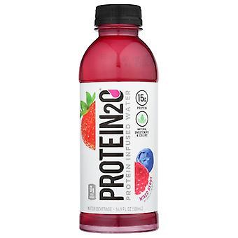Protein2O Bev Berry Blandet, tilfælde af 12 X 16,9 Oz