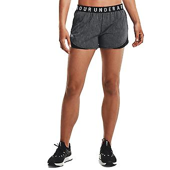 Under Armour Womens UA Play Up 3.0 Twist Athletic Shorts