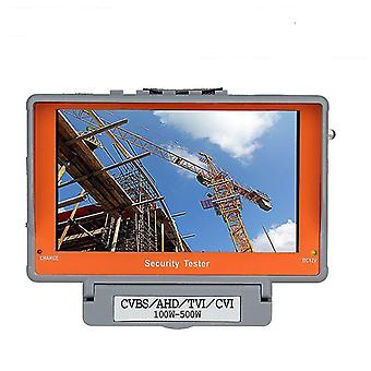 EYOYO 4 In 1 Wrist 5Inch CVBS/AHD/TVI/CVI CCTV Camera Test Display Monitor Tester Audio PAL NTSC AHD