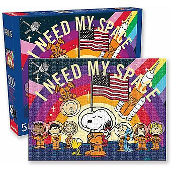 Vesimies Puzzle Snoopy I Need My Space Puzzle (500 osaa)