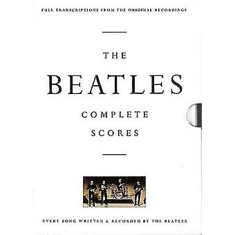The Beatles Complete Scores by Hal Leonard Publishing Corporation