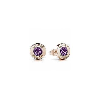 Guess jewels earrings ube78110