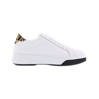 Dsquared2 Pitsi-Up Low Top Sneake Valkoinen SNW01461501258M1483 kenkä
