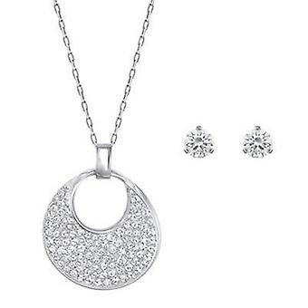Swarovski jewels necklace & earrings set  5253006