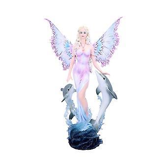 Delphinia Dolphin Companion Ocean Fairy Ornament