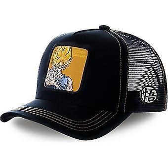 Nieuwste Dragon Ball Hat Alle stijlen Mesh Cap hoge kwaliteit gebogen Brim Trucker